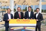 State-of-the art DHL logistics center for Austria and central gateway to Eastern Europe