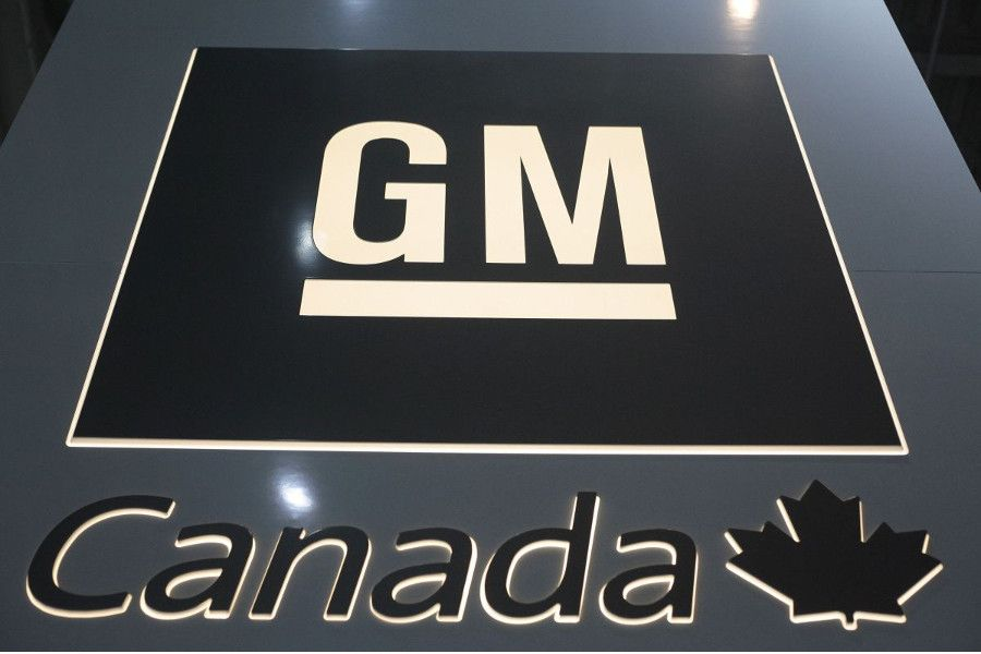 GM Canada Reports First-Quarter Sales Results
