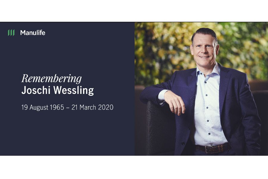 Remembering Joschi Wessling
