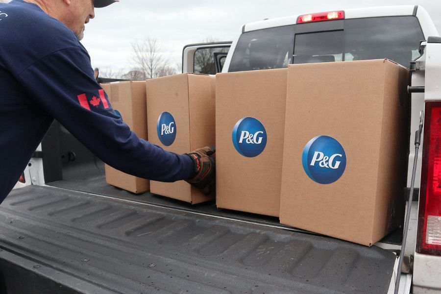 P&G Canada Steps Up to Join COVID-19 Relief Efforts